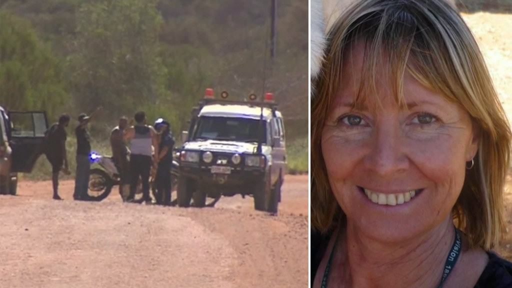 Man admits to South Australian outback nurse Gayle Woodford's murder