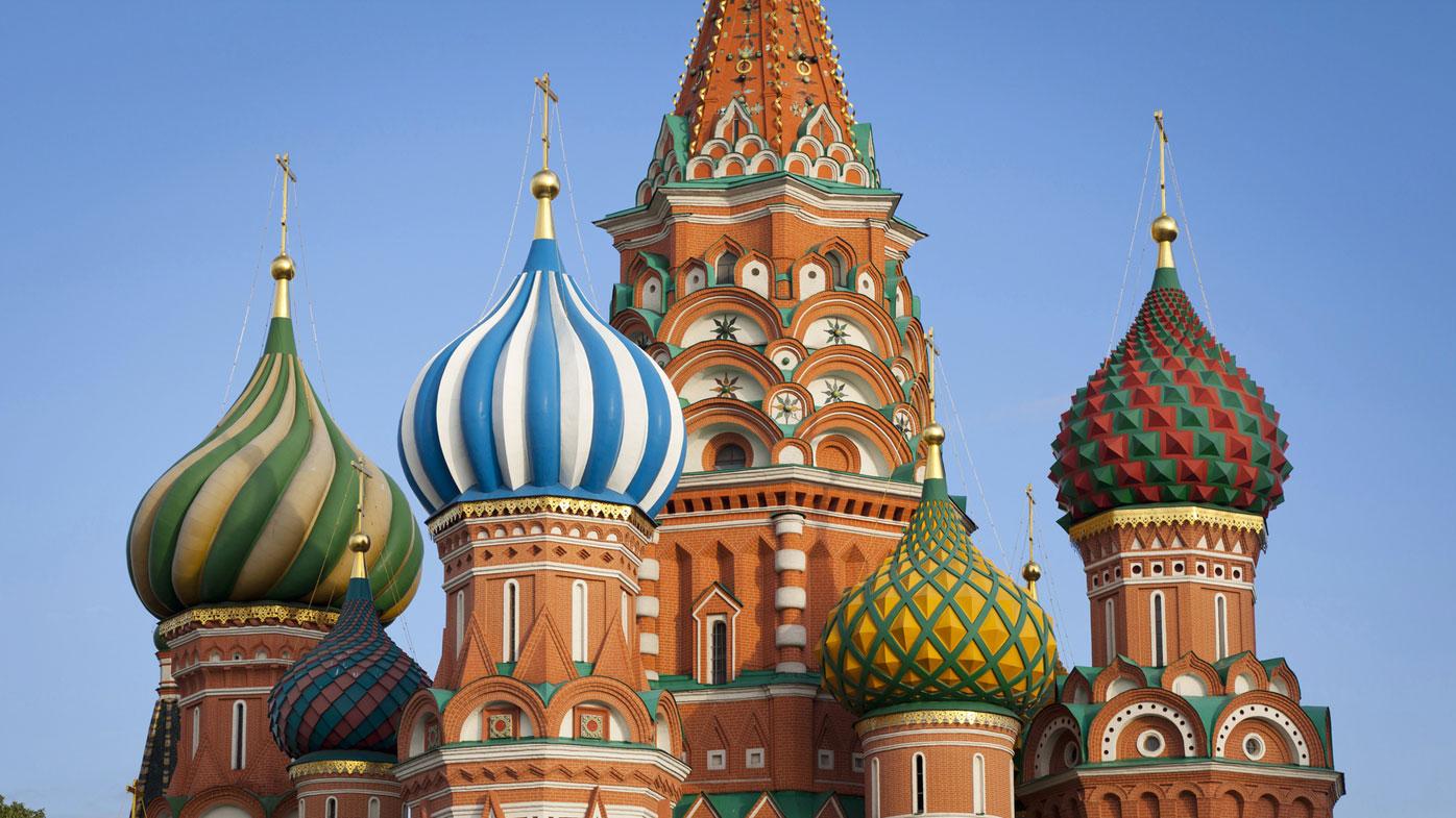 Russia travel
