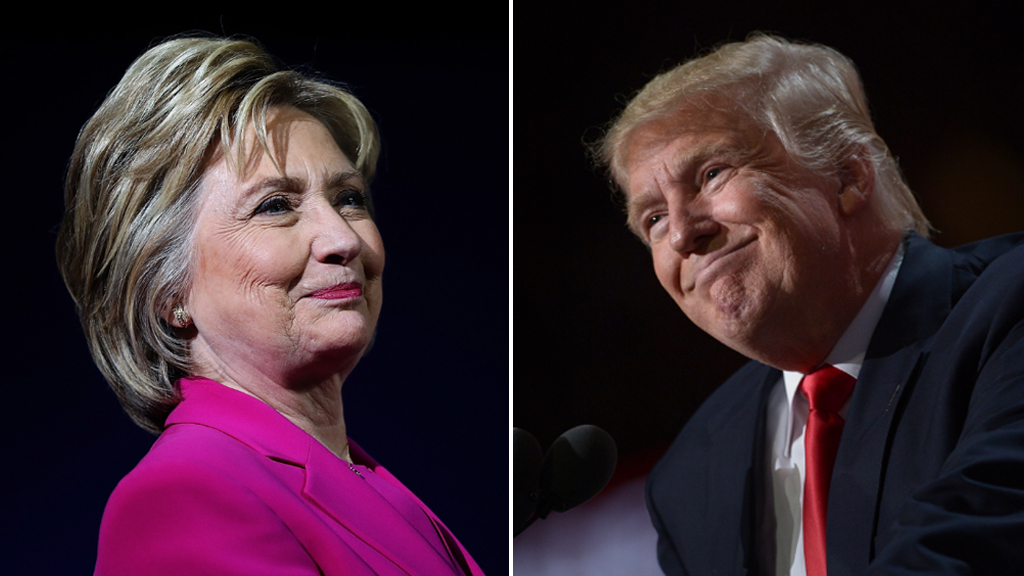 Donald Trump backs down on promise to investigate Hillary Clinton