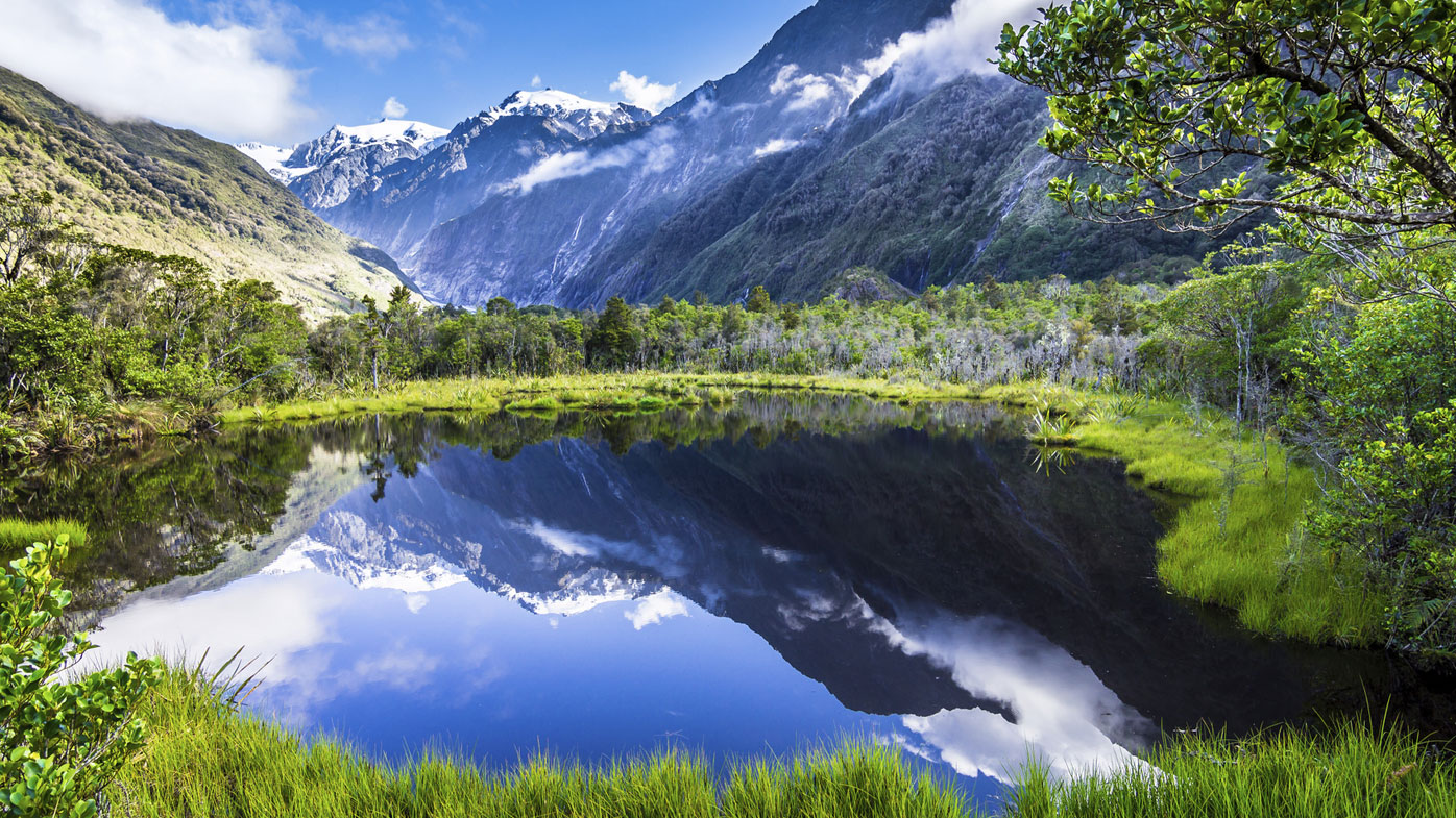 Luxury stays in New Zealand
