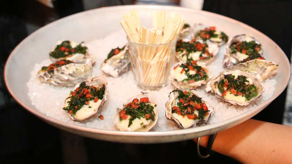 Sean Connolly's Oysters Rockerfeller