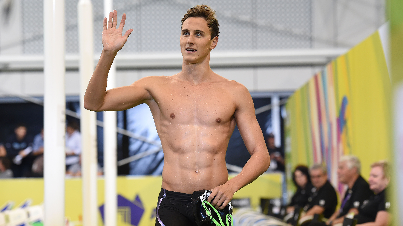 "Cameron McEvoy (swimming)<span class=""Apple-tab-span"" style=""white-space: pre;""></span>"