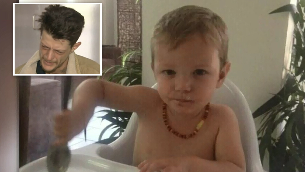 Mason Lee, and one of the manslaughter accused (inset) , William O'Sullivan. (9NEWS)