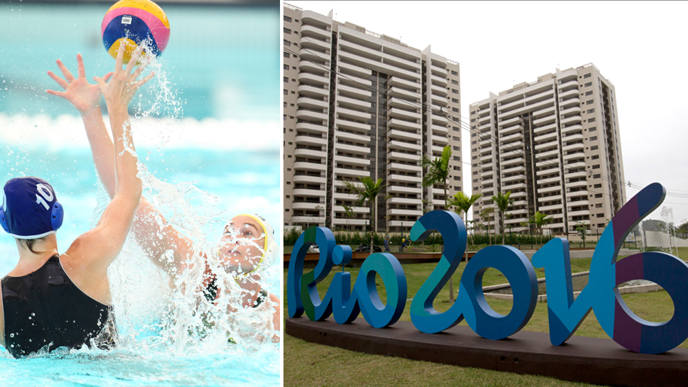 Rio Olympics: Four Australian water polo players quarantined due to virus