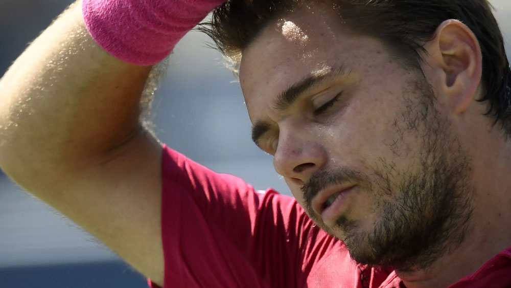 Swiss star Stan Wawrinka has pulled out of the Rio tennis tournament. (AAP)