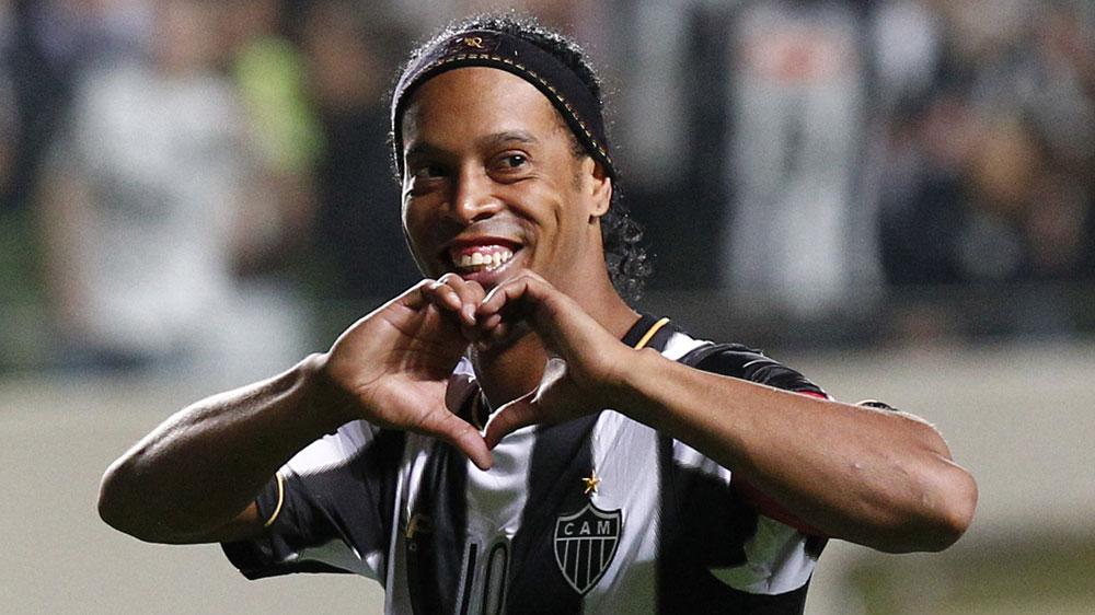 Ronaldinho (AAP)