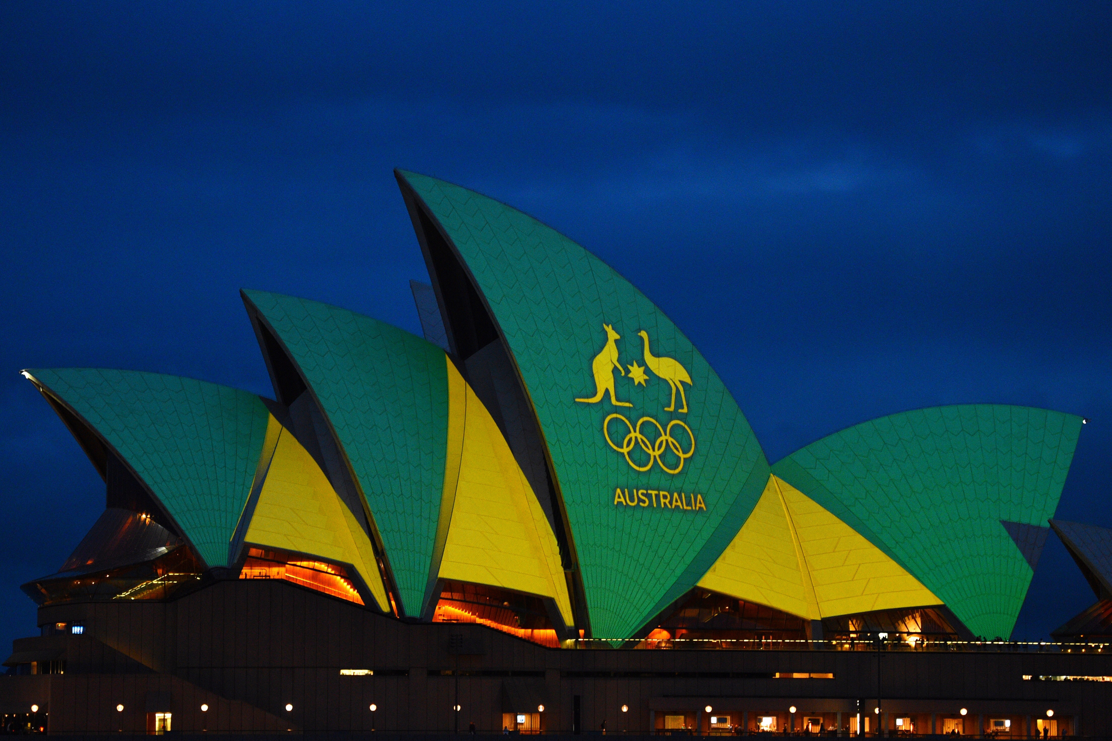 Rio olympics dates in Sydney
