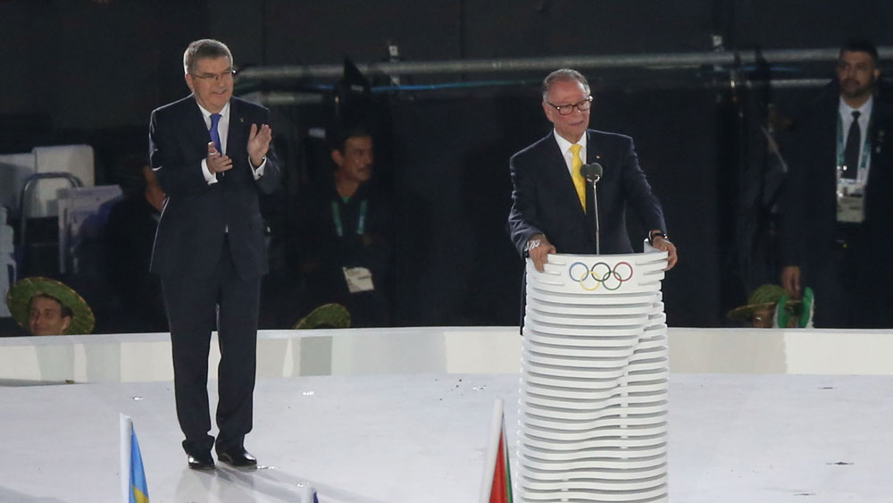 Rio opening ceremony: Official 'believes in the sex'