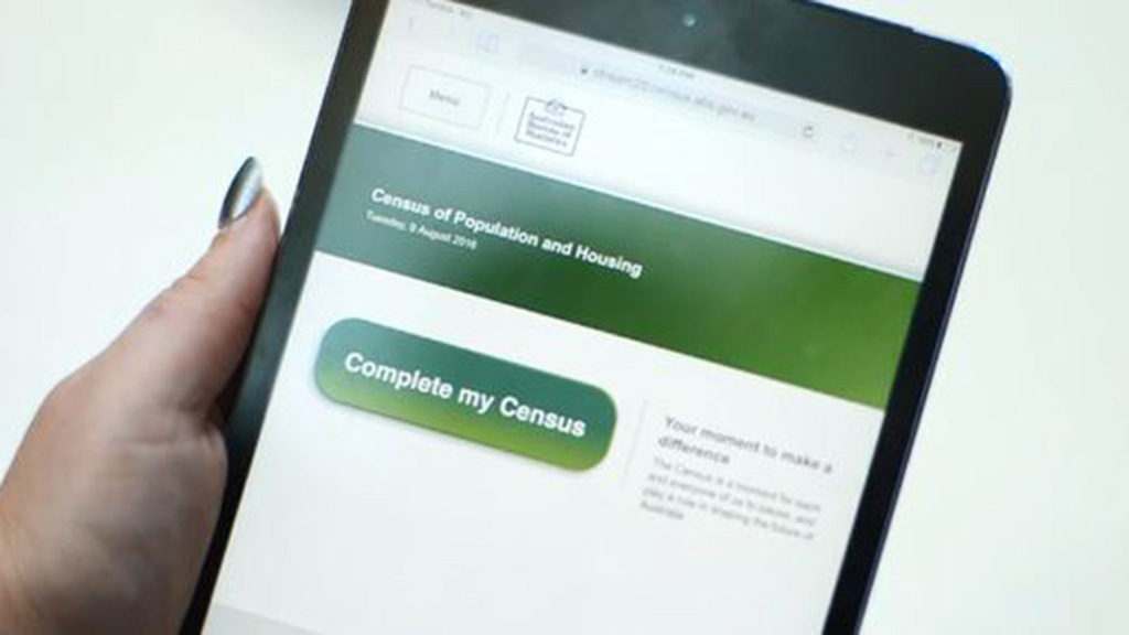 Rate of census completion much better than expected