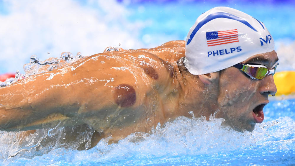 Michael Phelps. (AFP)