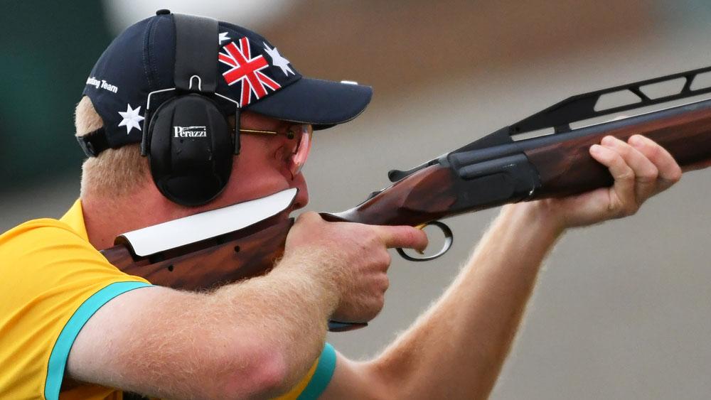 James Willett. (AFP)