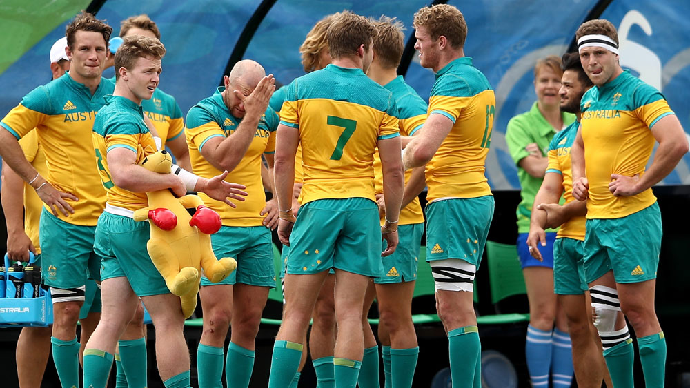 Members of the Australian men's Sevens team attracted the ire of Kitty Chiller. (Getty Images)