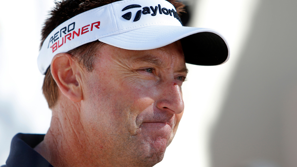 Charges dropped against Australian golfer Robert Allenby