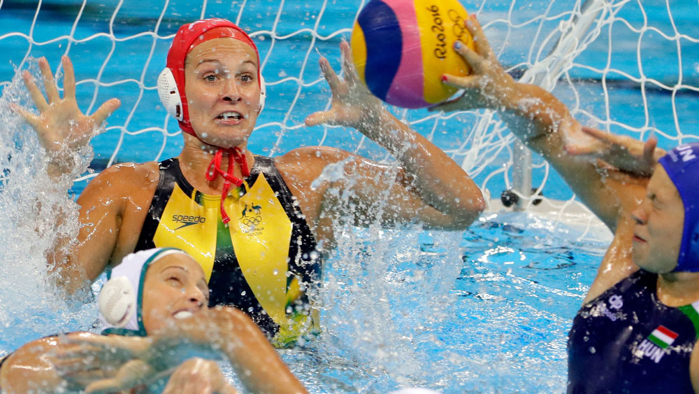 Rio Olympics 2016: US rolls past Brazil into women's water polo semifinals