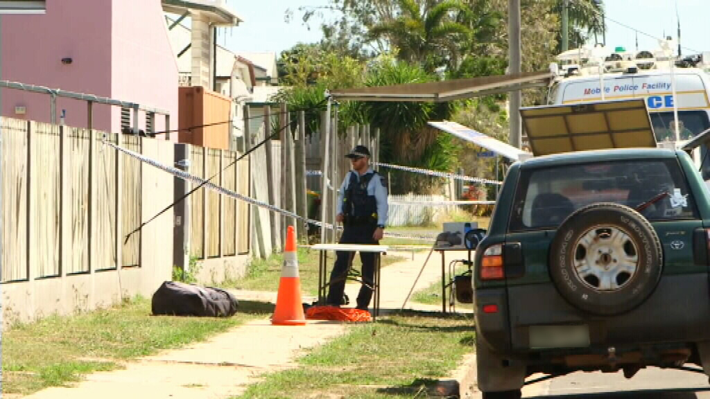 Police were called to the Home Hill hostel about 11.15pm Monday. (9NEWS)