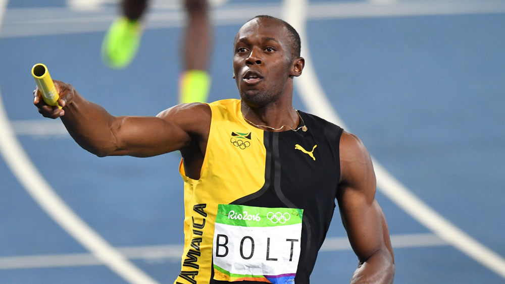 Usain Bolt Finishes Olympic Career With Historic 9th Gold Medal