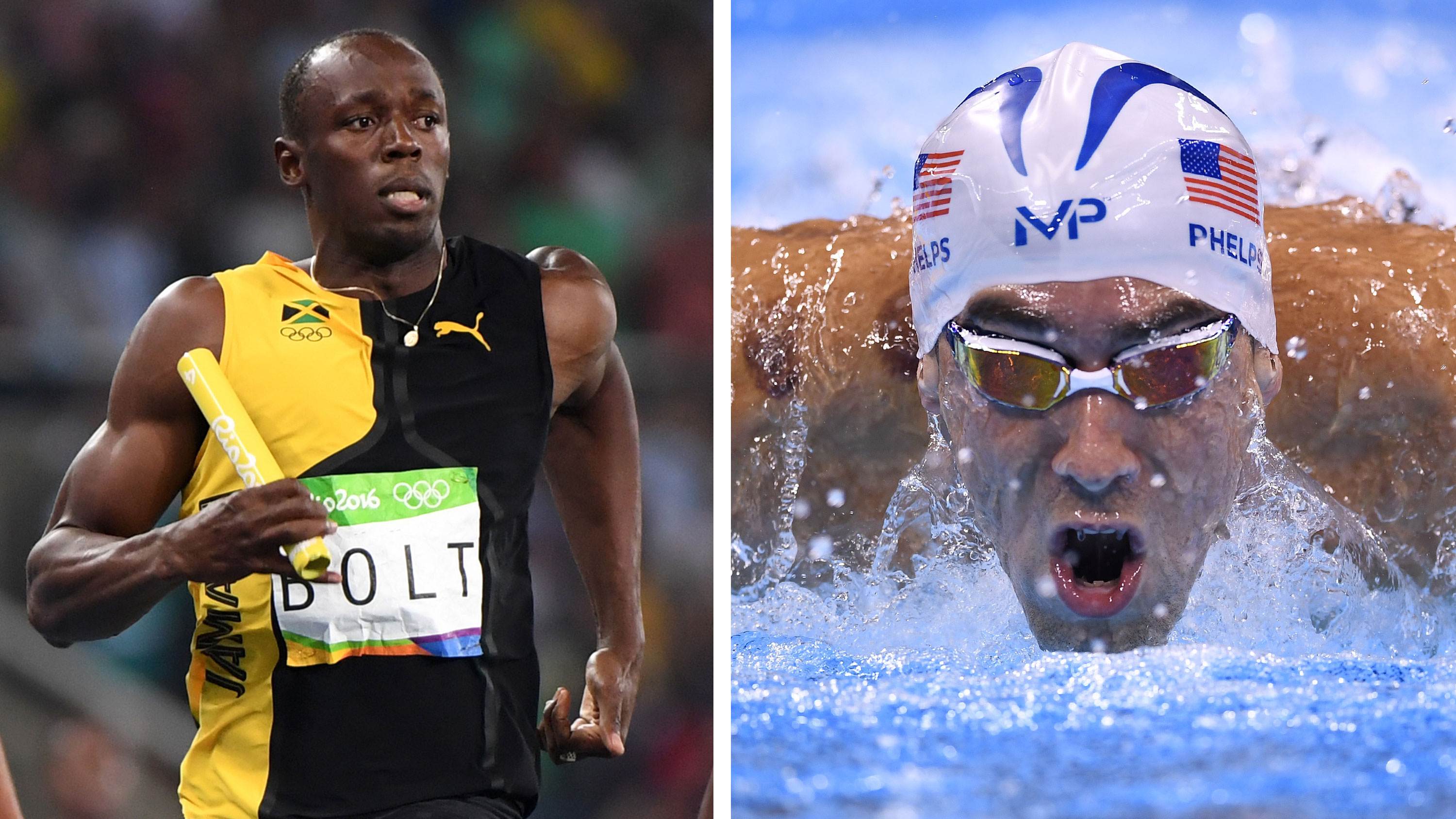 <strong>The greatest Olympians of all time</strong>