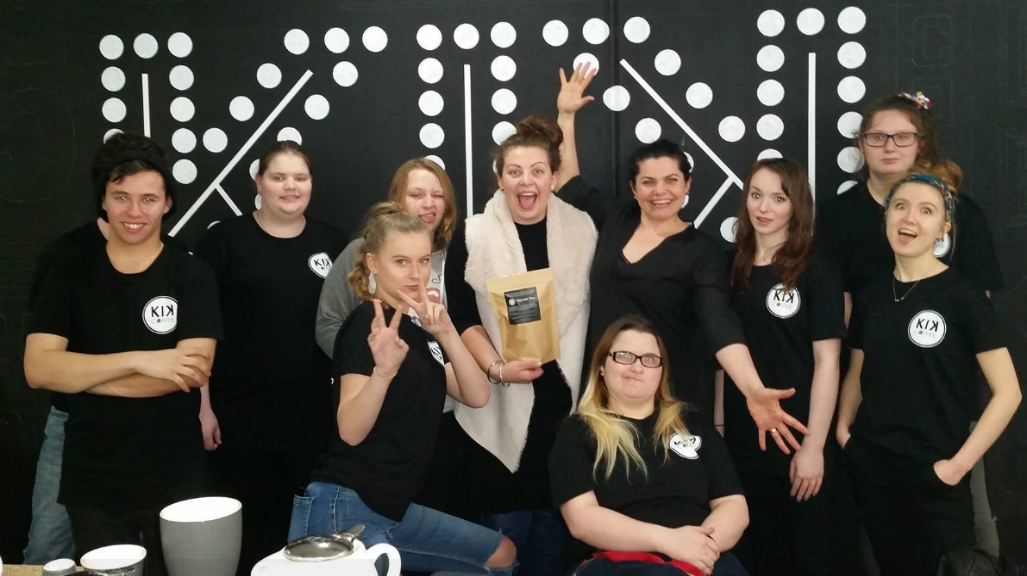 Disadvantaged youths design and run Adelaide coffee shop