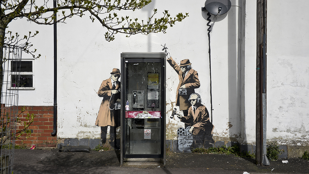 Banksy mural worth $1.7m destroyed by building work