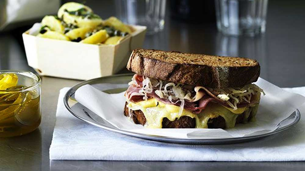 Reuben recipes