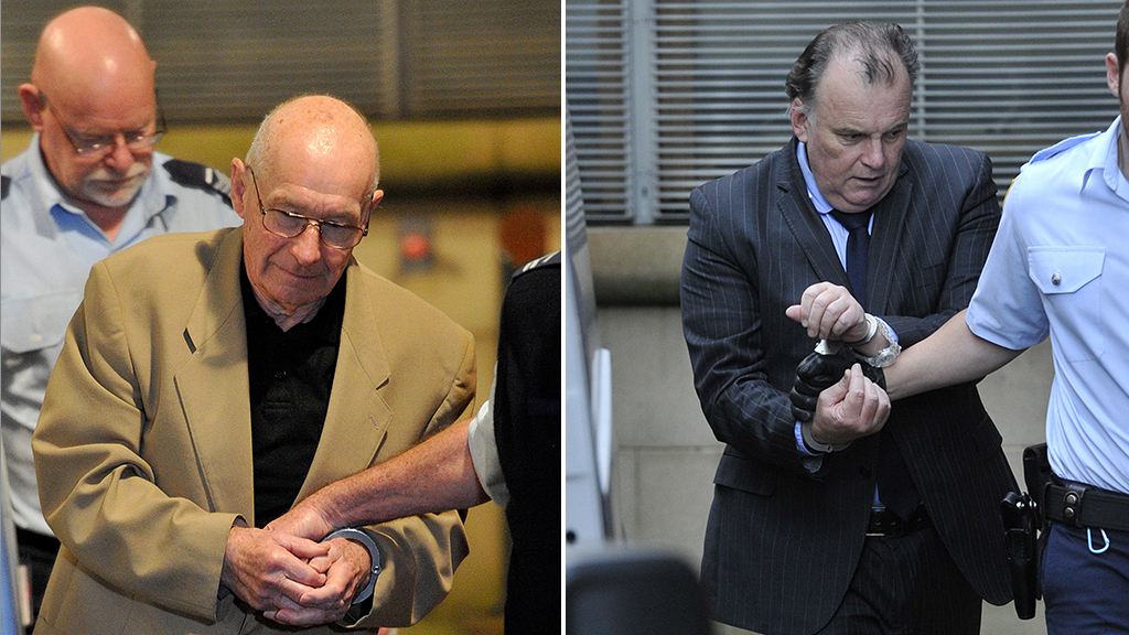 Court told former NSW policemen Roger Rogerson and Glenn McNamara should be jailed for life