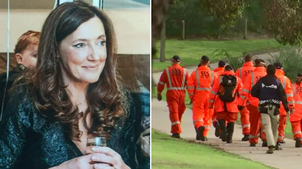 Search for missing Melbourne mum focused on rural land
