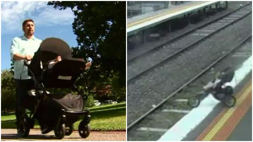 New warning for parents after alarming rise in children injured in pram accidents