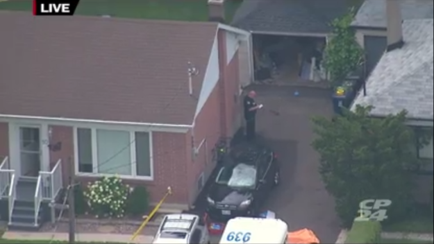 Three killed in suspected crossbow attack in Toronto