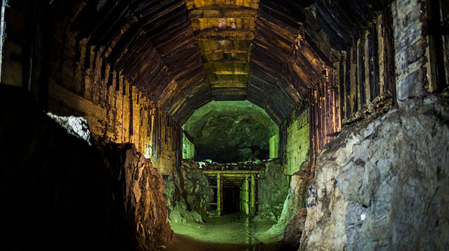 Nazi gold train still a mystery after explorers' search fails