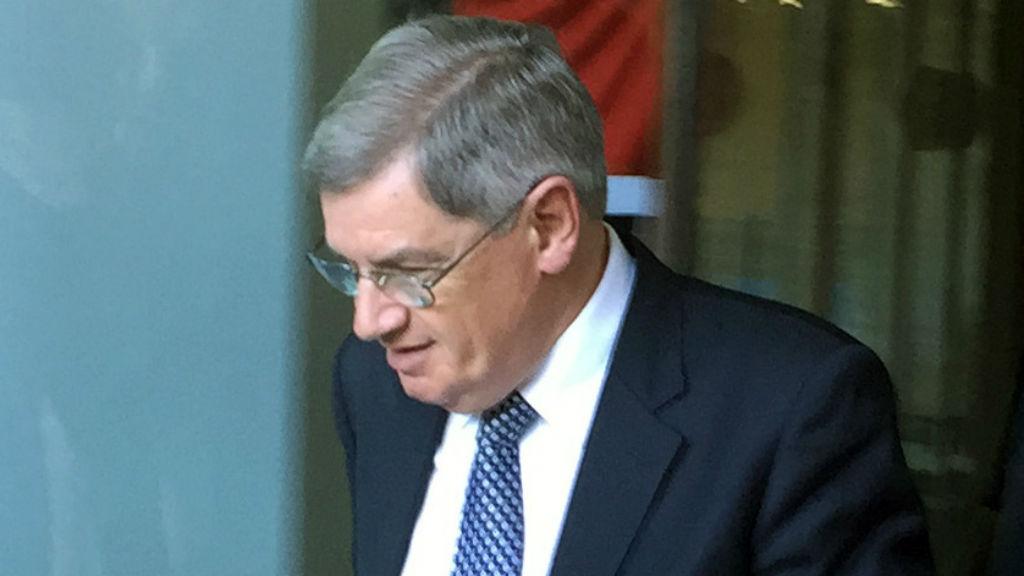 Former Sydney oncologist John Henry Kearsley