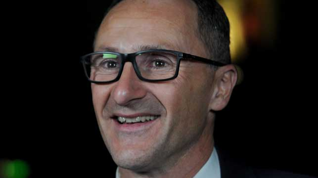 Greens against gay marriage plebiscite