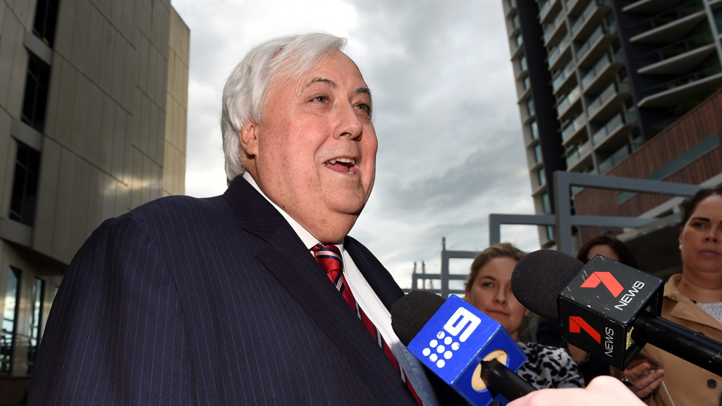 Clive Palmer faces Federal Court over Queensland Nickel collapse