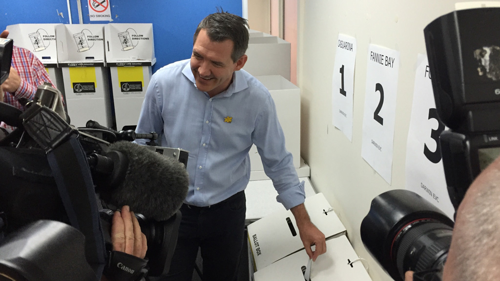 Northern Territory heads to the polls today for election