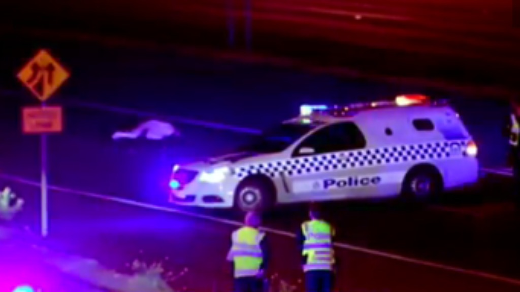 The death of a motorcyclist in Keilor East has brought the road toll to 204. (9NEWS)