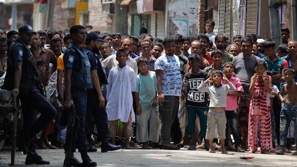 Bangladesh police kill three Islamist extremists including suspected cafe attacker