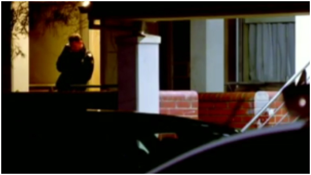 Police investigations into the stabbing are ongoing. (9NEWS)
