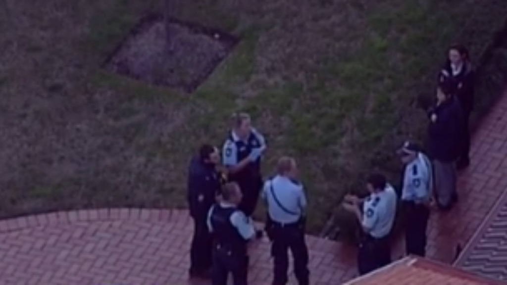 Man charged over alleged domestic-related stabbing in Sydney's north-west