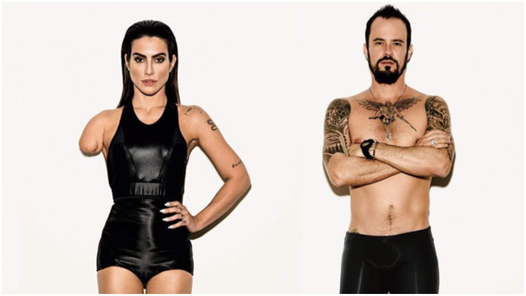 Vogue Brazil slammed for editing able-bodied models into amputees for Paralympics campaign
