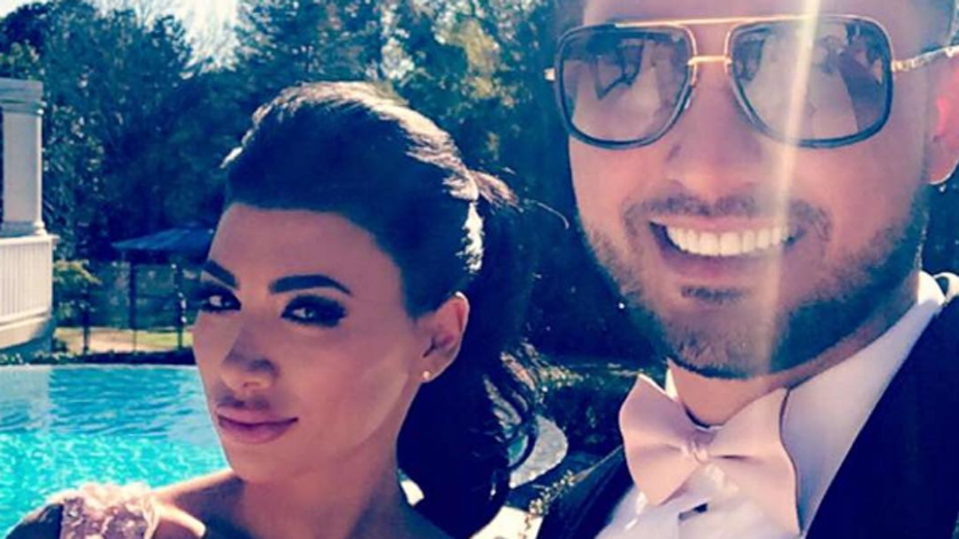 Salim Mehajer and Constance Siaflas. (Constance Siaflas Instagram)