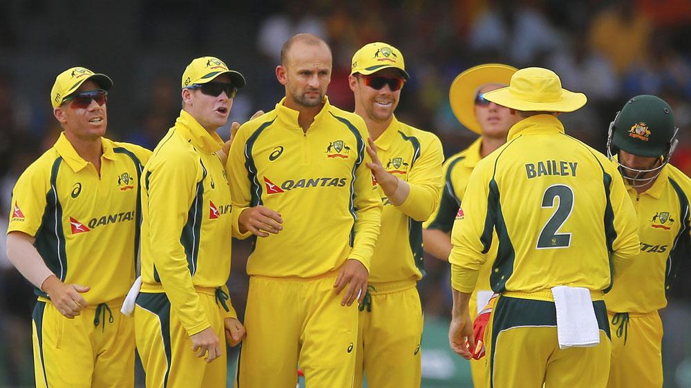 meet the australian cricket team 2016