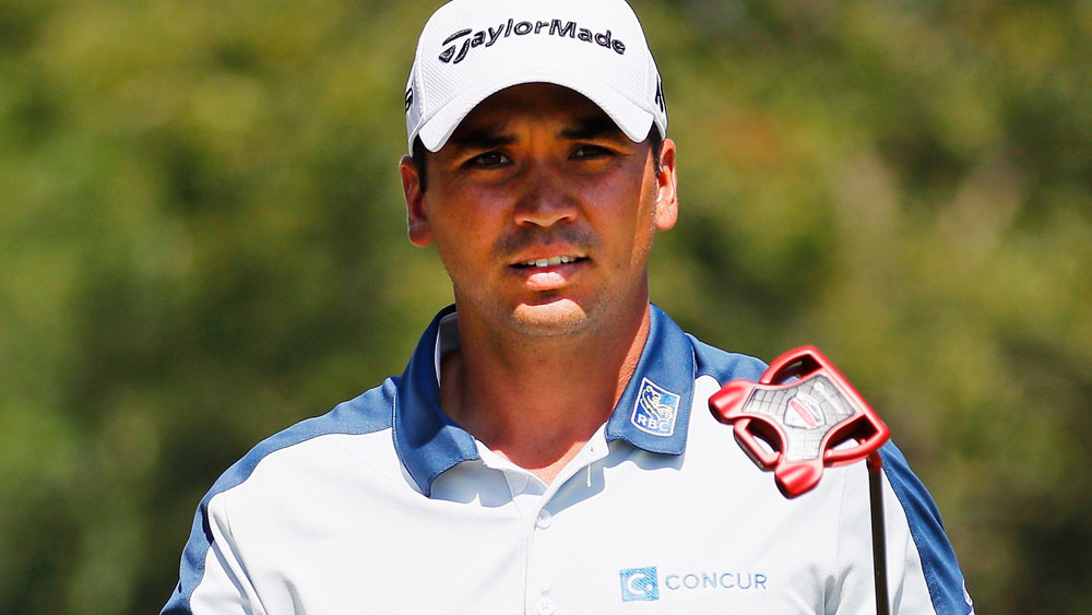 Day sinks curling 71-foot putt in The Barclays