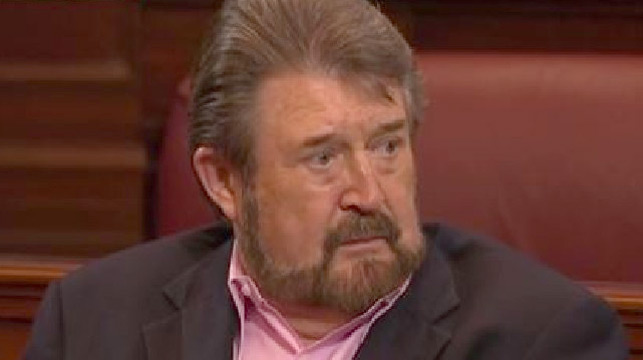 Derryn Hinch hopeful sex offenders will be banned from Asia