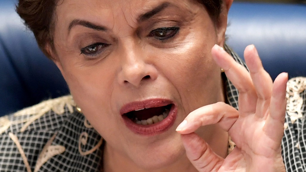 Brazil impeachment opens diplomatic rift
