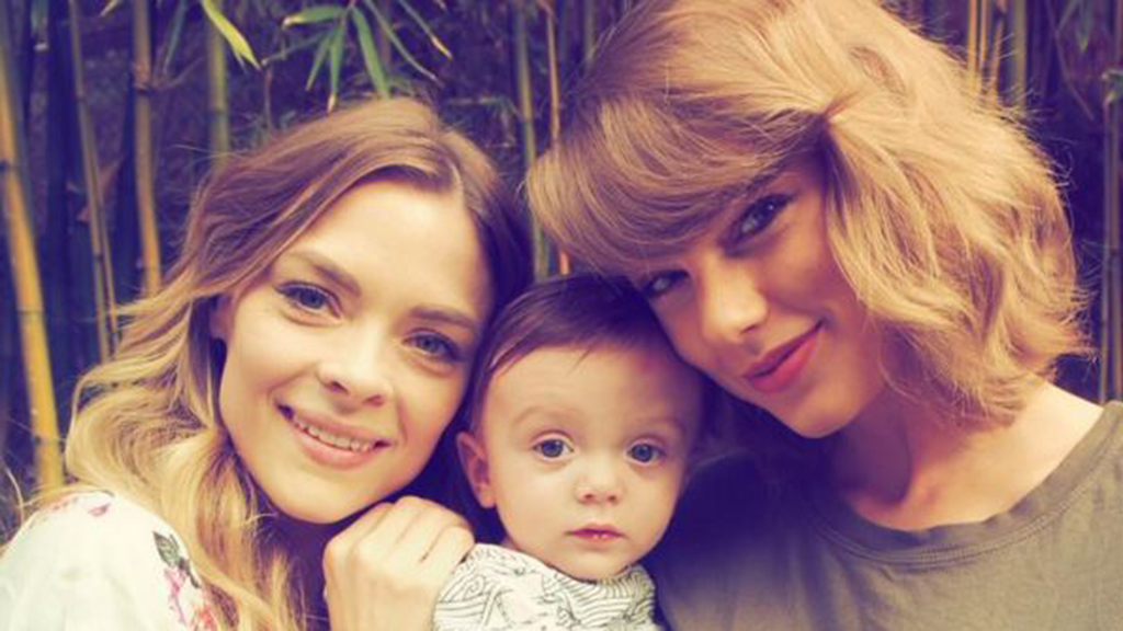 Taylor Swift makes generous donation to the team who saved her godson's life