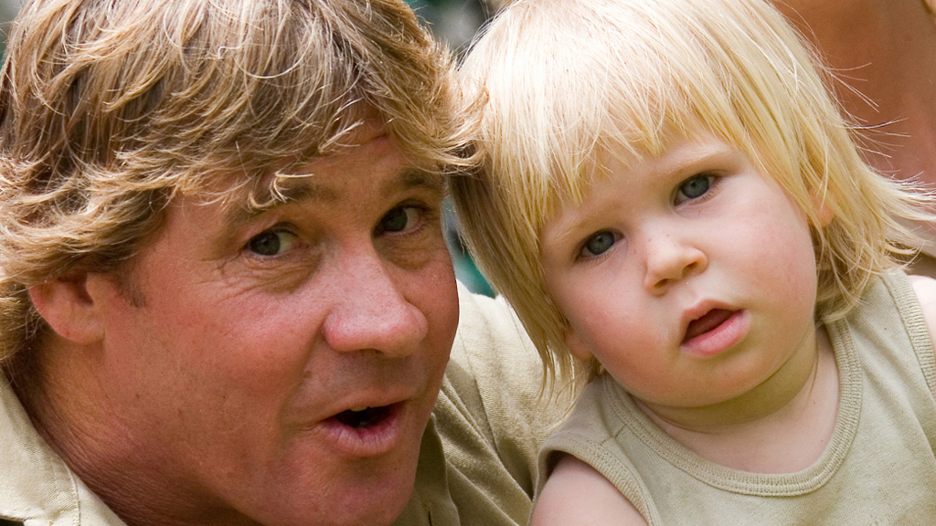 Tenth anniversary of Steve Irwin's death to fall on Father's Day as his legacy lives on