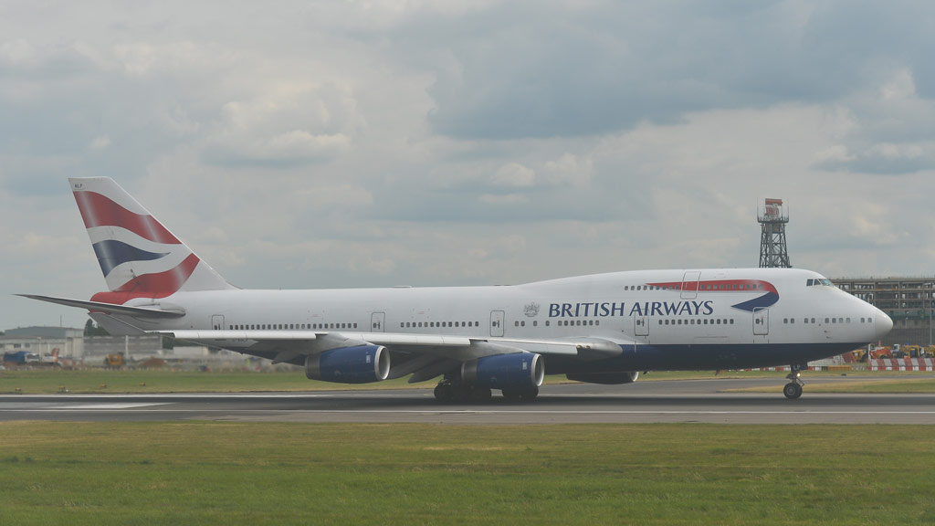 British Airways resumes flights to Iran