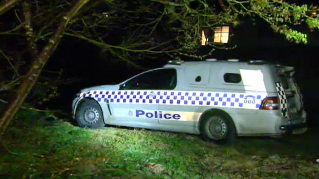 Hunt underway for man who tried to run down police officer in Berwick