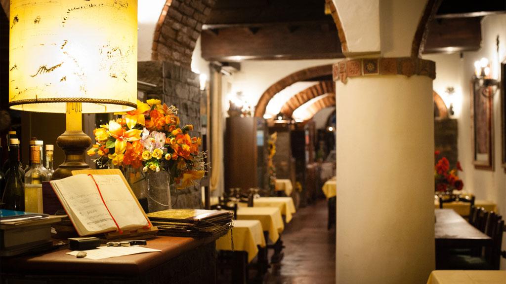 Hosteria del Bricco in Florence, Italy