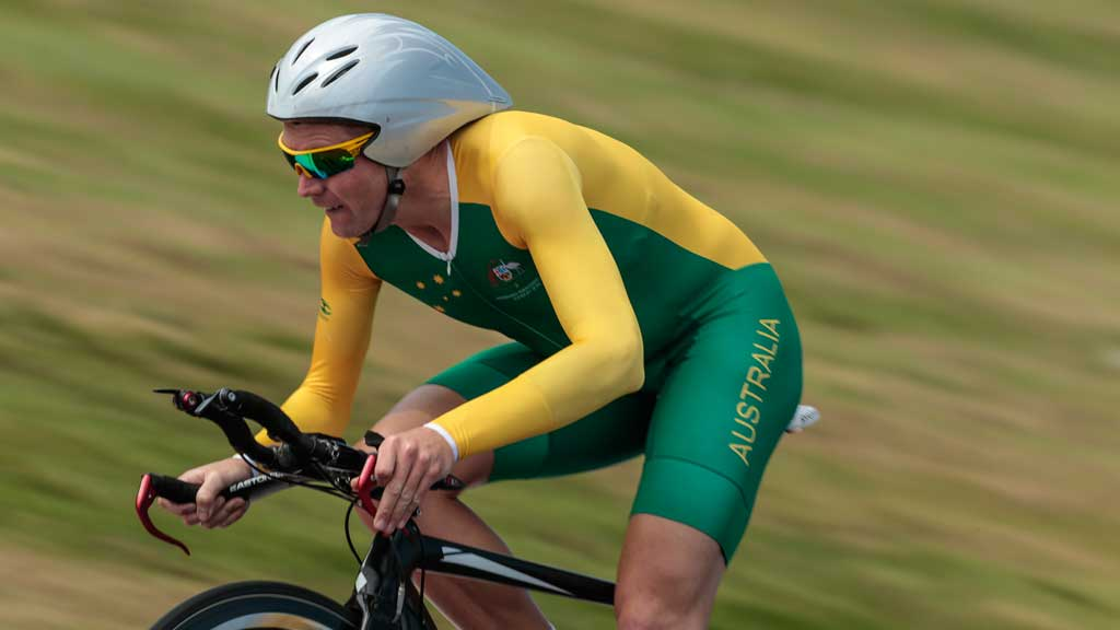 Australian cyclist Michael Gallagher ruled out of Rio Paralympics after failing drug test