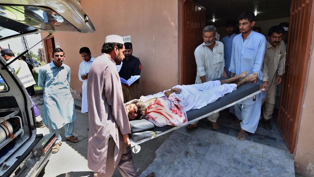 Fourteen dead, dozens wounded in Pakistan court blast: police